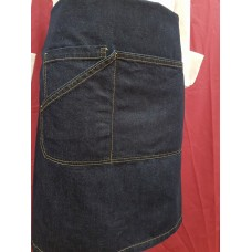 Avental cintura Denim